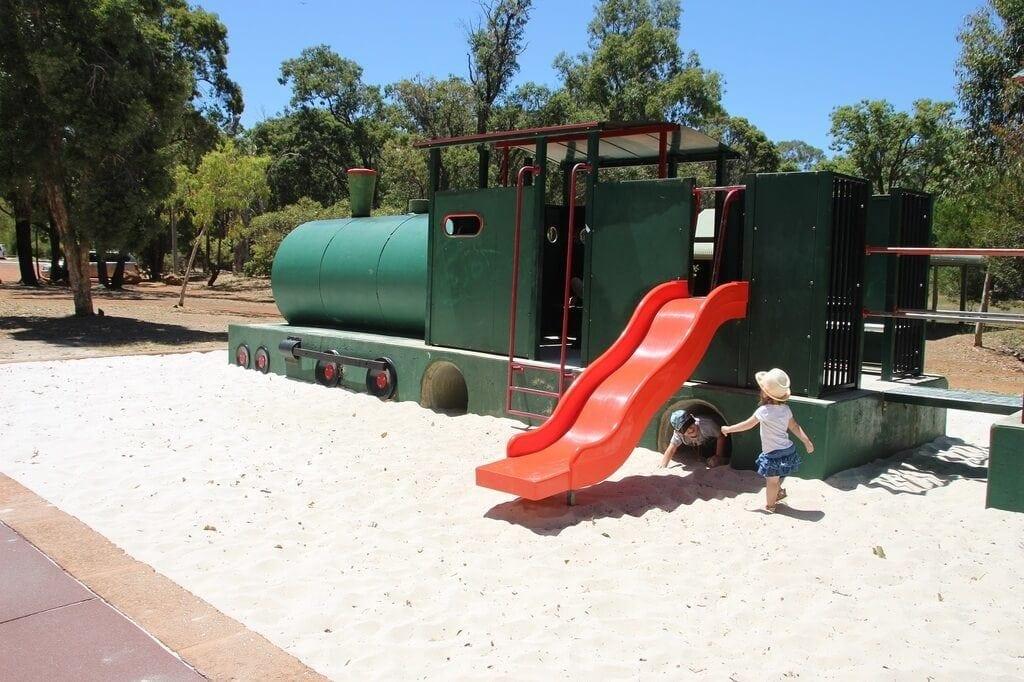 Train Park Glen Forrest