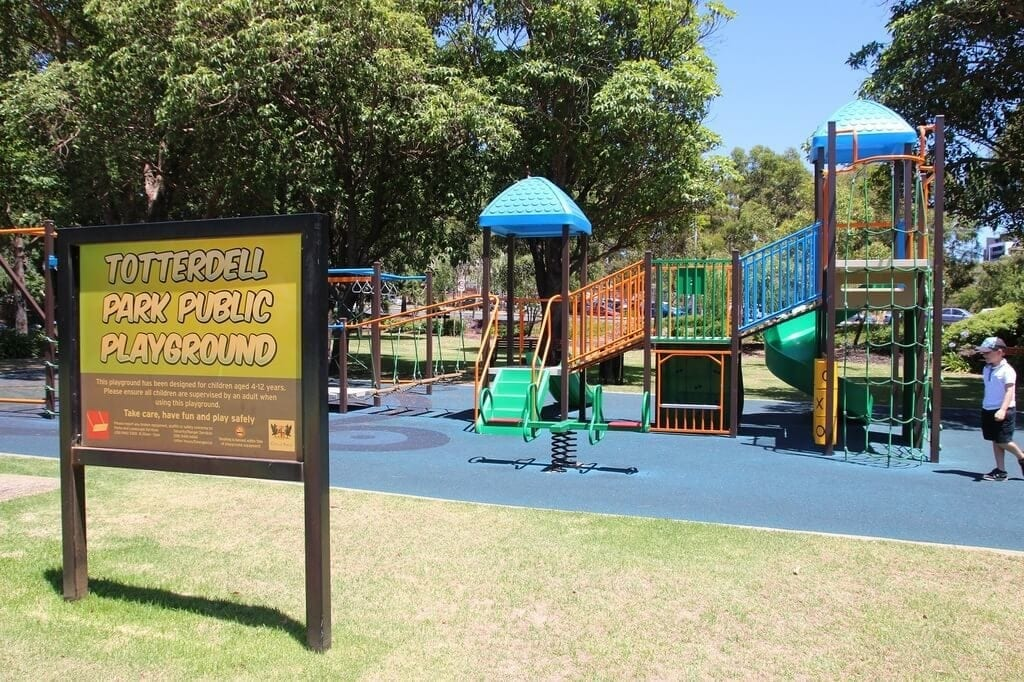 Totterdell Park, West Perth