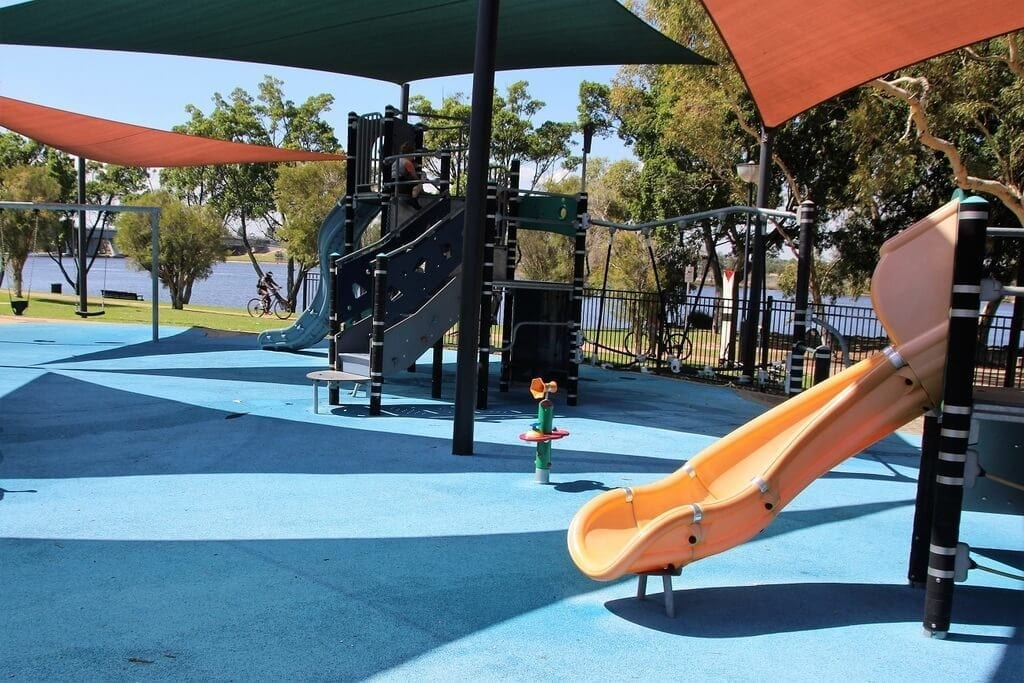 Mardalup Playground, East Perth