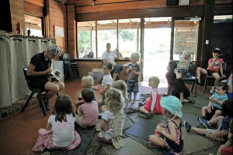 A to Zoo Program Perth Zoo