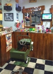 roll n dice barber shop