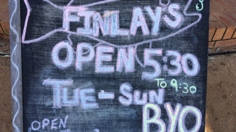 Finlay's Fresh Fish BBQ Kalbarri
