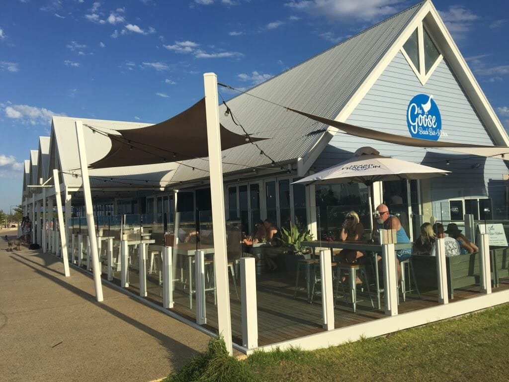 The Goose Beach Bar & Kitchen Busselton