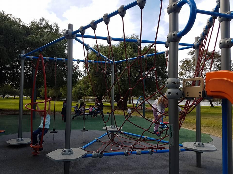 Tomato Lake Playground
