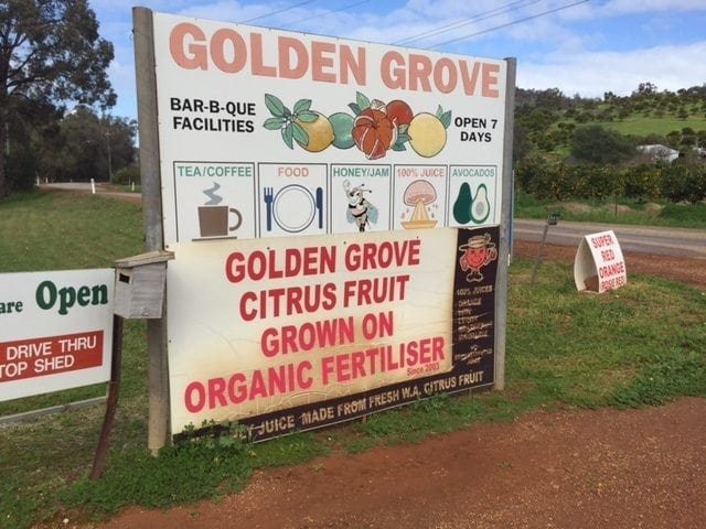 Golden Grove Citrus Orchard