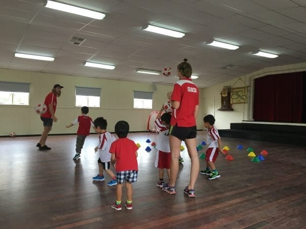 Little Kickers Australia Review