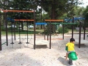 Rowe Park, Claremont