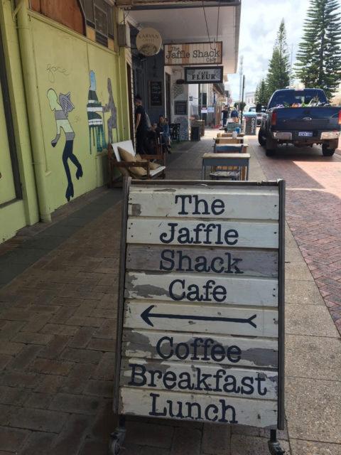 The Jaffle Shack Geraldton