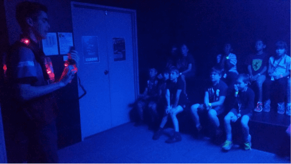 Lazer Blaze Kids Day, Willetton