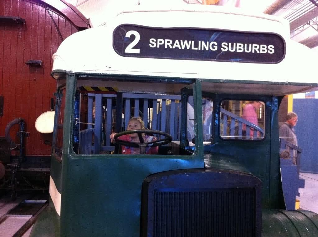 Revolutions Transport Museum, Whiteman Park