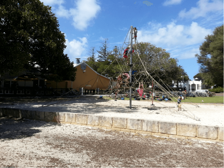 Rottnest Playgrounds