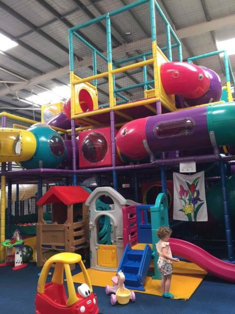 Tropical Twist Play Centre O'Connor
