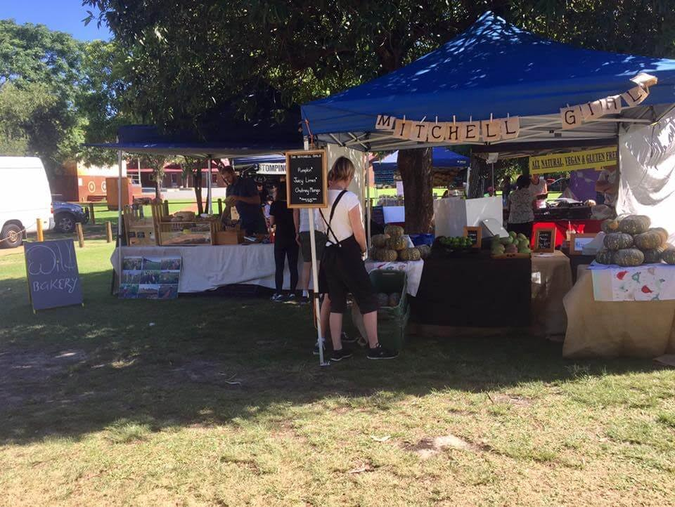 Kyilla Community Farmers Market North Perth