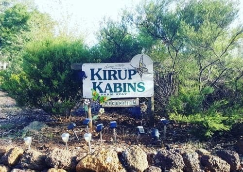 Kirup Kabins Farm Stay