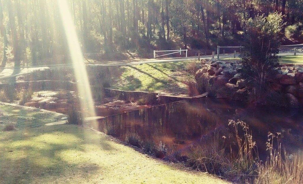 Churchbrook Dam