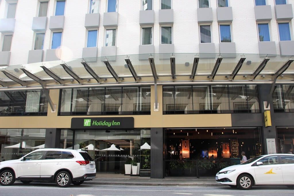 Holiday Inn Hotel, Perth CBD