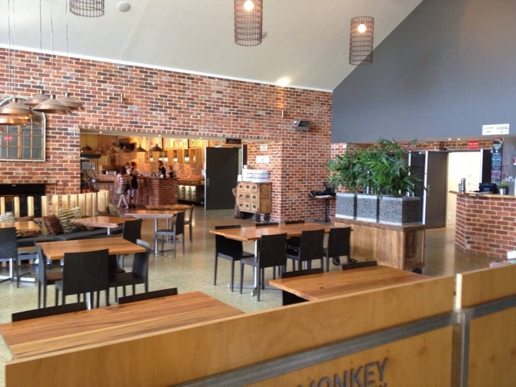 Cheeky Monkey Brewery, Margaret River