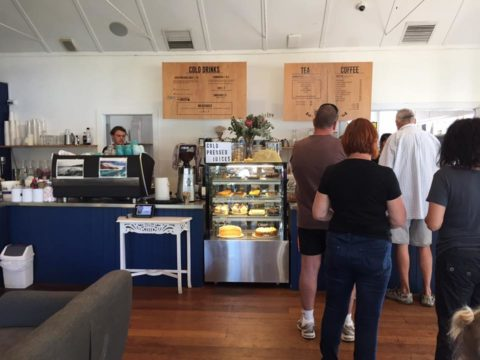 Emu Point Cafe, Albany