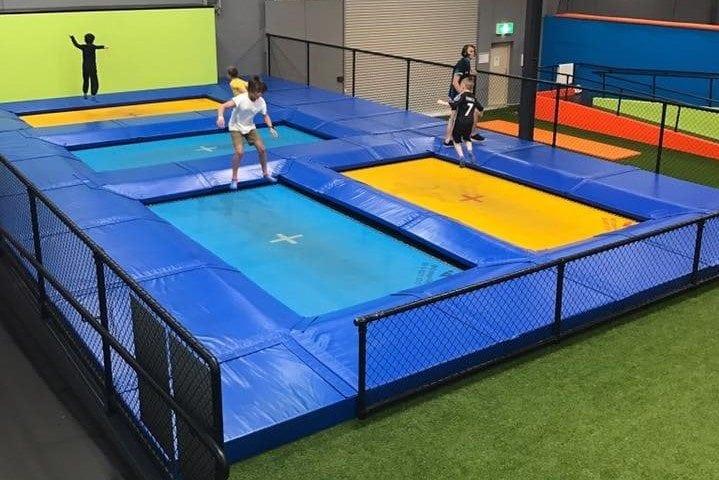 Rebound Arena Indoor Trampoline Park, Port Kennedy