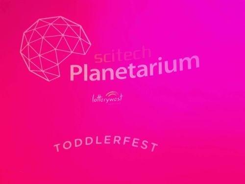 Winter Toddlerfest 2017, Scitech