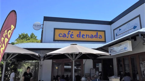 Cafe Denada, Mount Pleasant