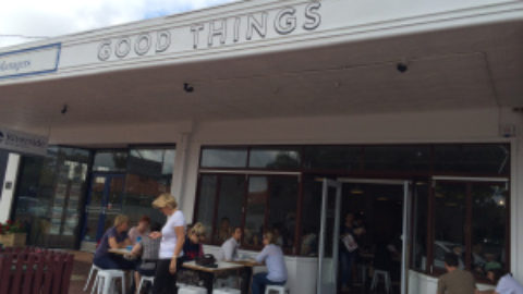 Good Things Cafe, Mosman Park
