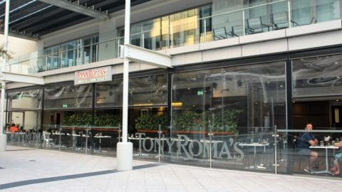 Tony Romas, Perth CBD