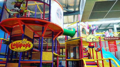 Lollipop's Playland Bayswater