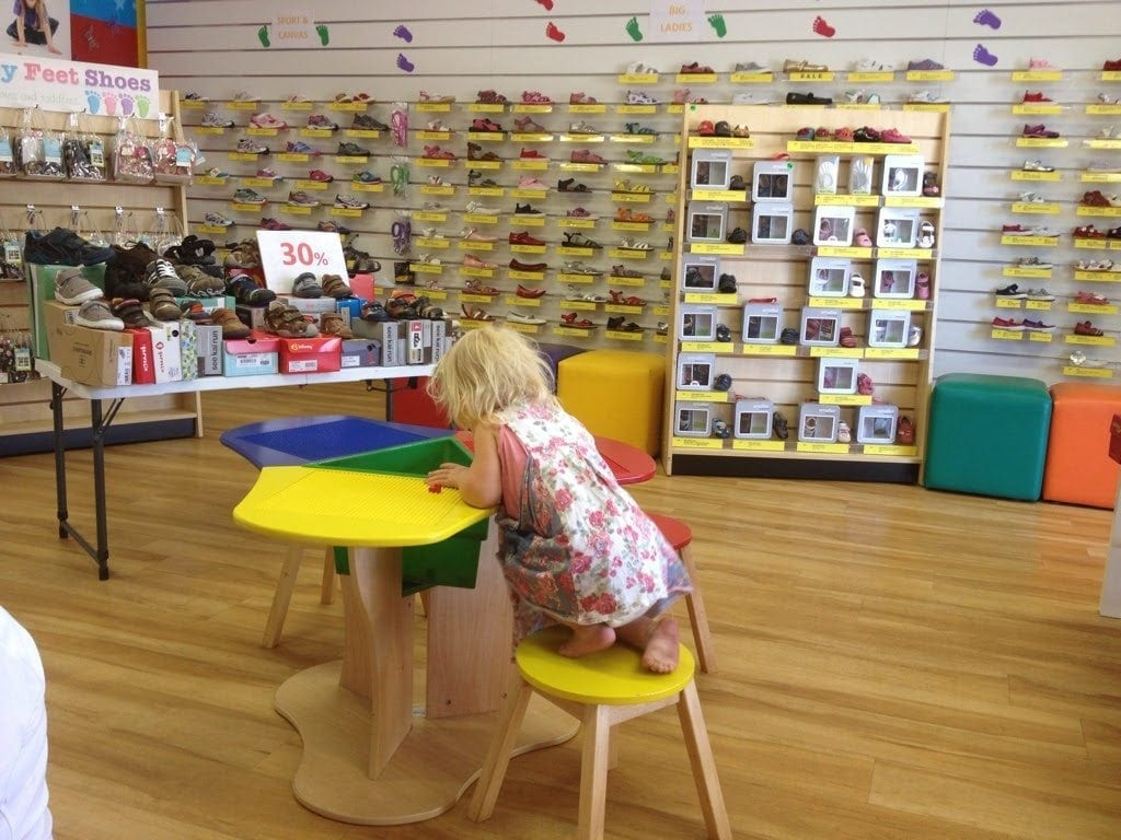 10 Great Places to Shop with Kids in Perth