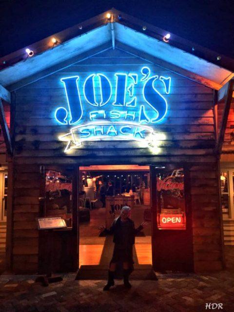 Joes Fish Shack, Fremantle