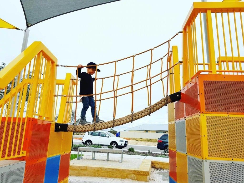 Colour Block Park, The LEGO Park, Golden Bay