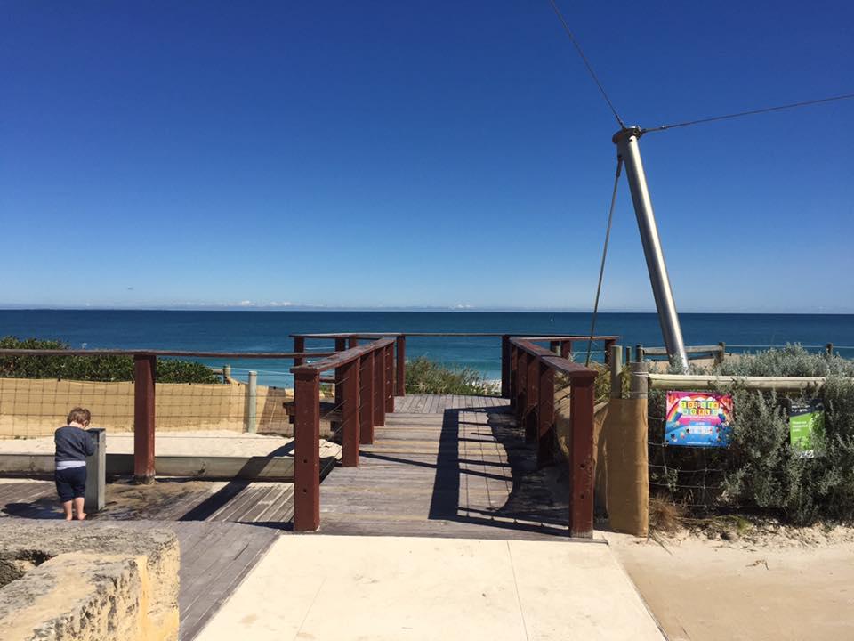 Floreat Beach Playground