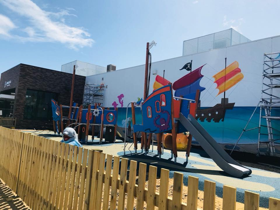 play area secret harbour square