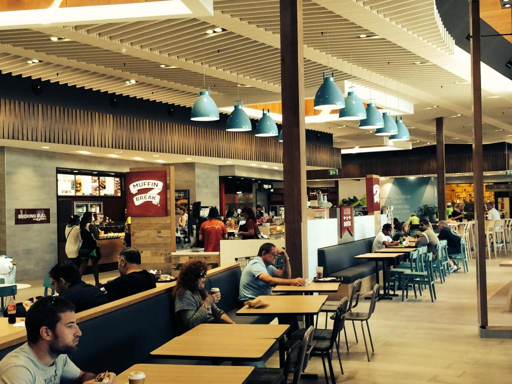 Ocean Keys Shopping Centre Food Court