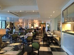 Bistro Guillaume, Crown Metropol Hotel