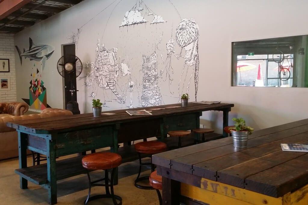 Crooked Spire Coffee House, Midland
