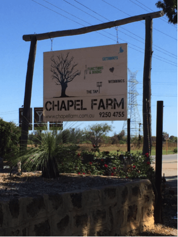 Chapel Farm Winery - The Tap, Swan Valley