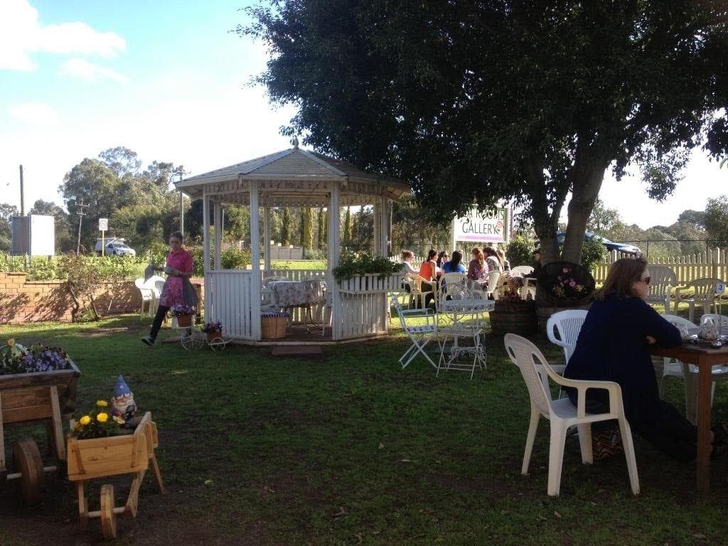 Cottage Tea Rooms, Swan Valley