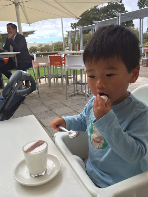 Cranked Coffee and Oxford Street Reserve, Leederville