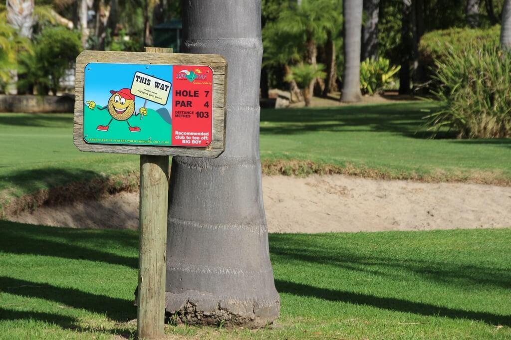 Oasis Supa Golf, Swan Valley