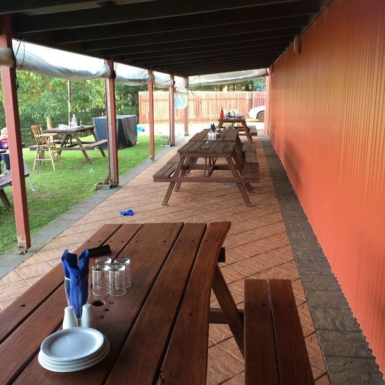 Jarrah Jack's Brewery & Woodsmoke Café, Pemberton