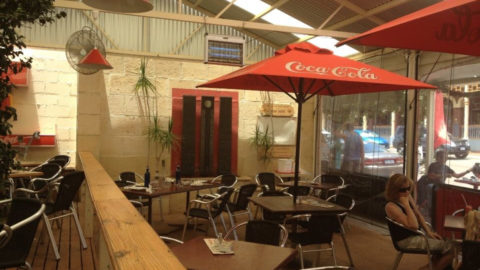 The Coca Cola Cafe, Toodyay