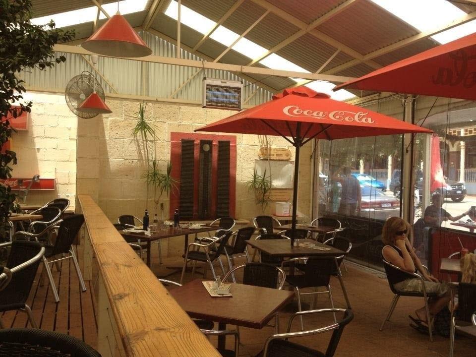 The Coca Cola Cafe, Tooday