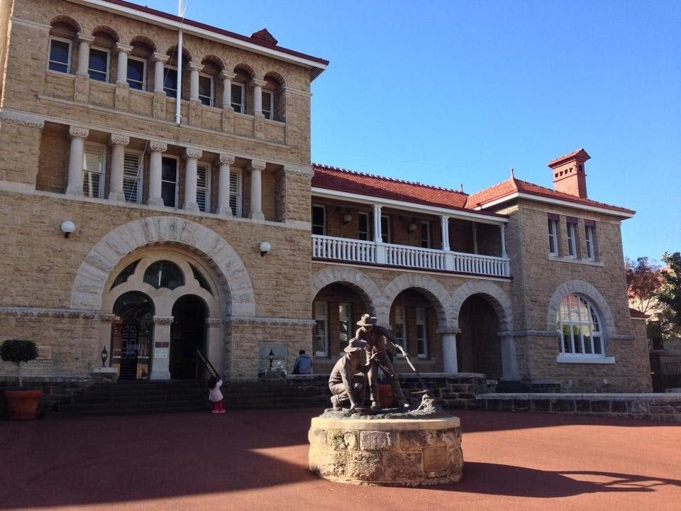 The Perth Mint, Perth