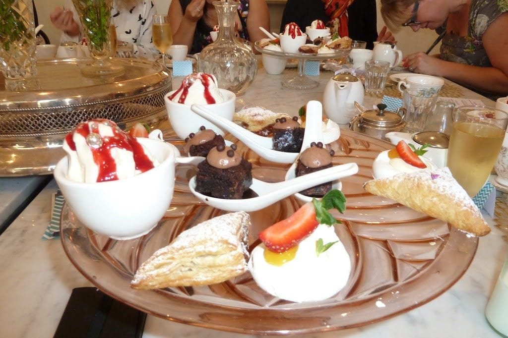 Places for High Tea in Perth