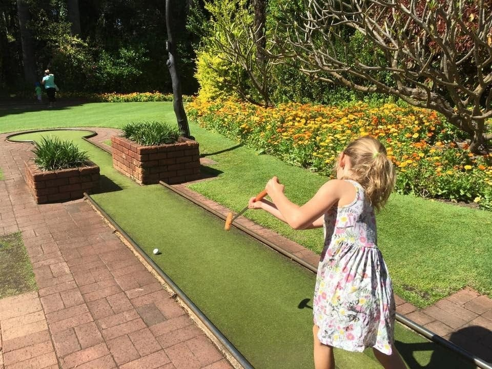 Top Mini Golf Courses in Perth