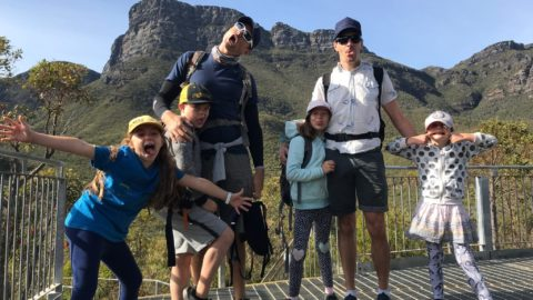 Bluff Knoll with Kids, Stirling Ranges