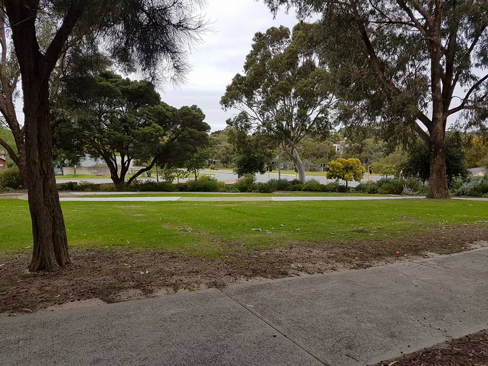 Moresby St Reserve