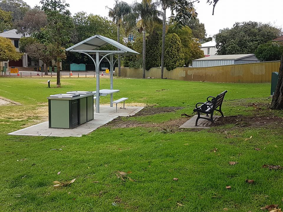 Bert Wright Park, Bayswater