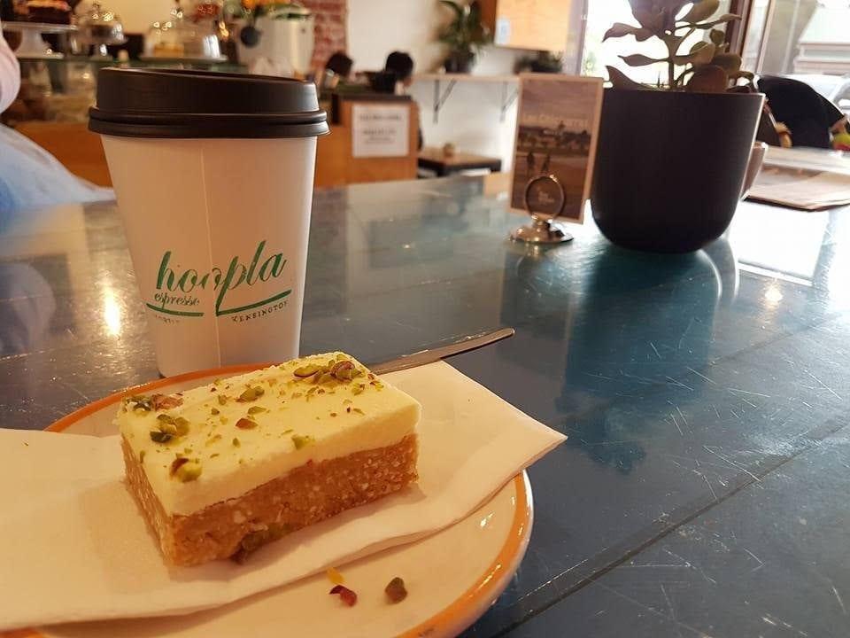 Hoopla Espresso, Kensington